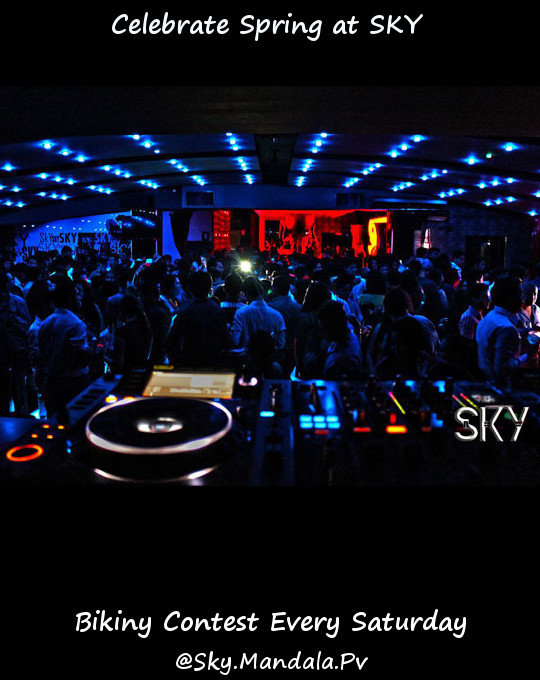 Special Event - Sky Mandala Dance Club